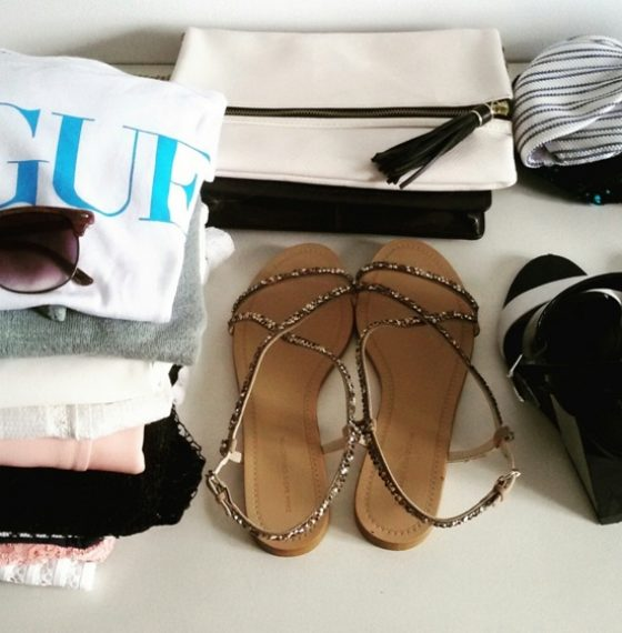 Vakantie kleding inpaktips
