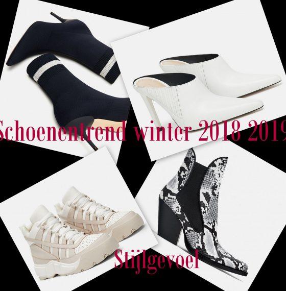 Schoenen trend fall-winter 2018
