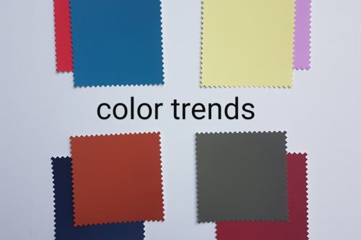 Color trends winter 2018 2019