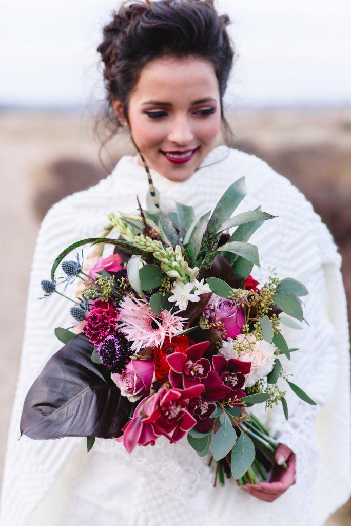 bruidskapsel uden