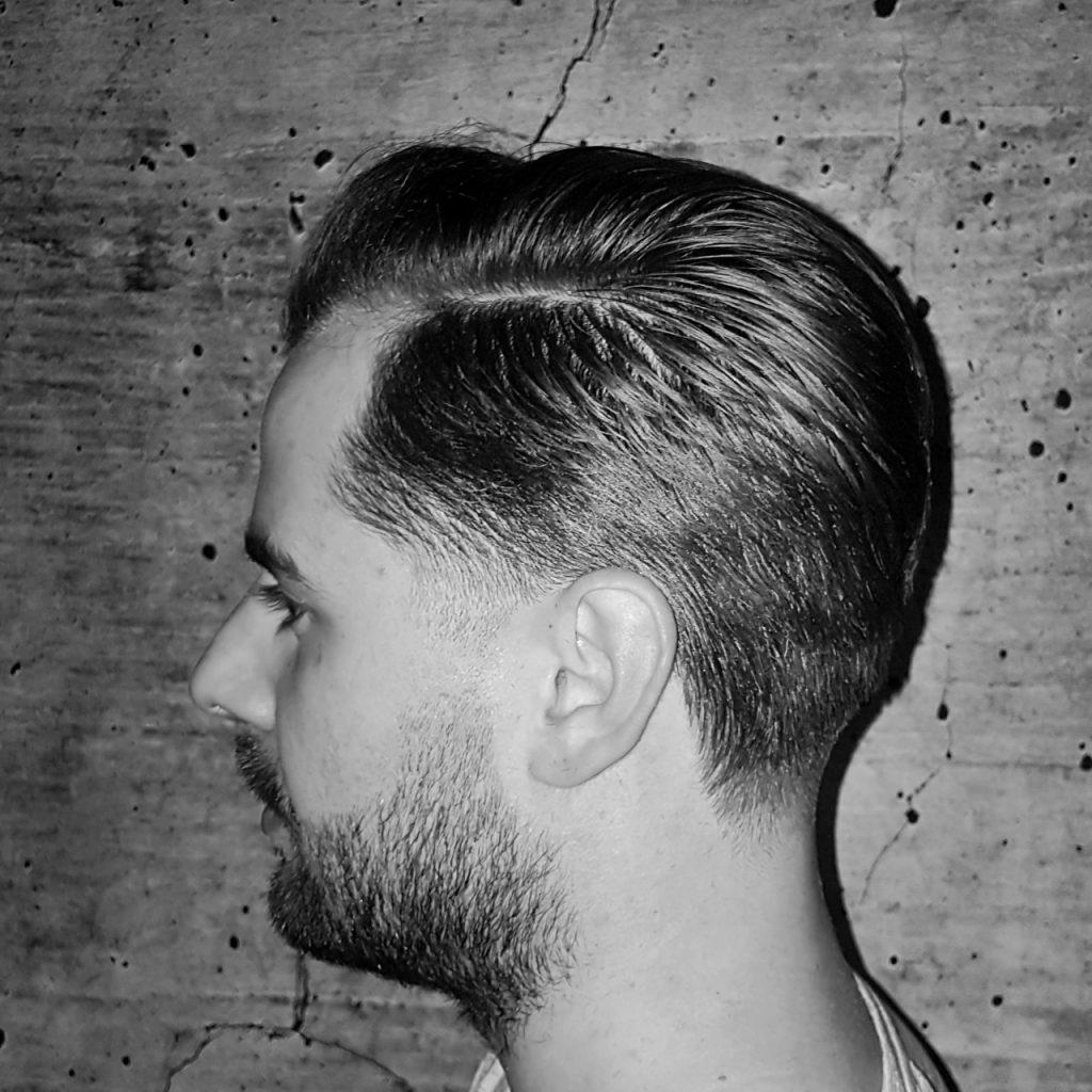 barbier mannenkapper uden